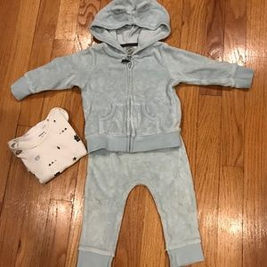 Baby boy outfit 9 months